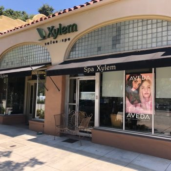 Xylem Salon Exterior