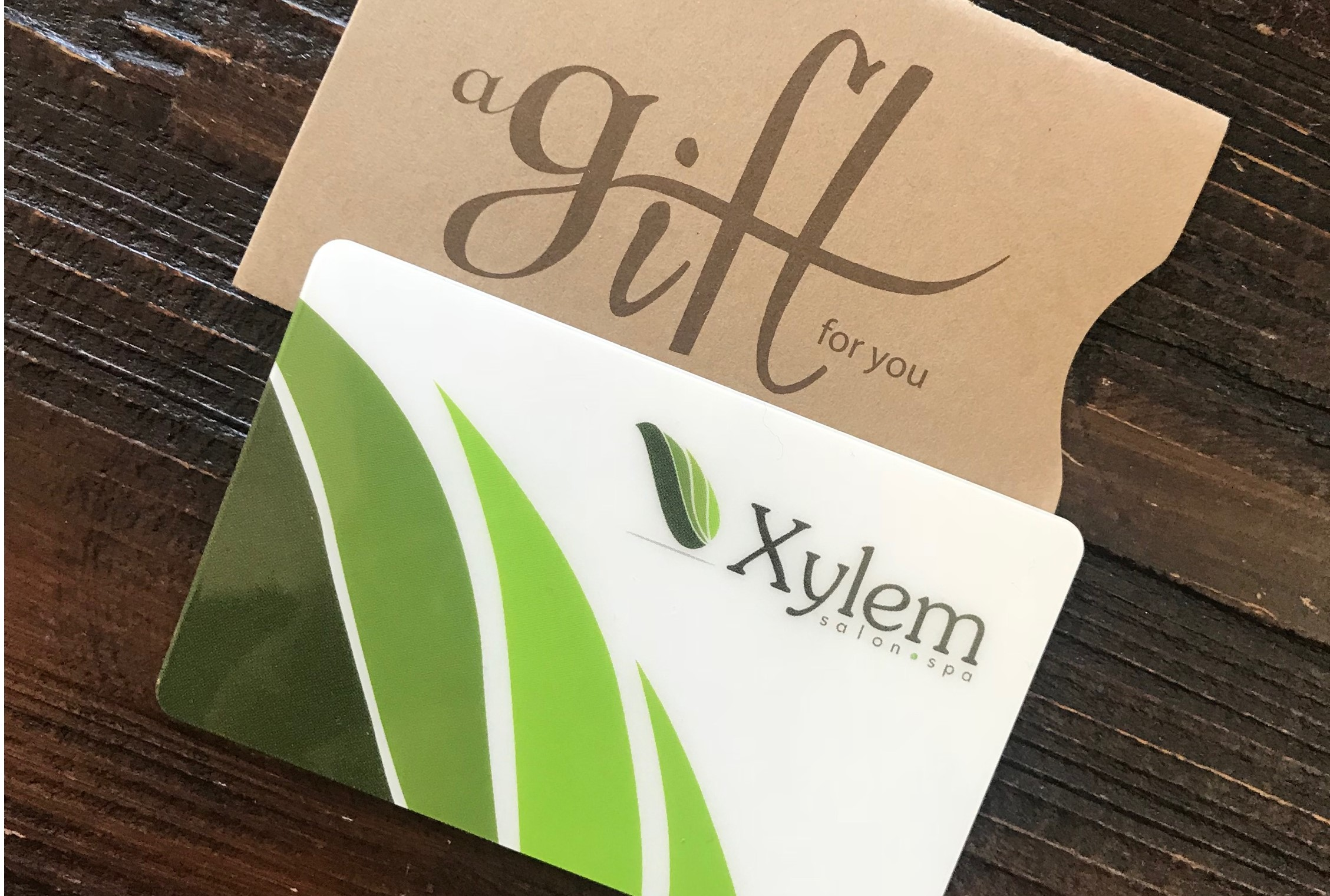 Gift Cards & Shop Aveda