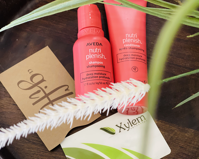 Xylem Gift Card and nutriplenish products